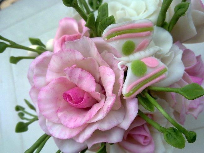 Ножки цветов и стебель