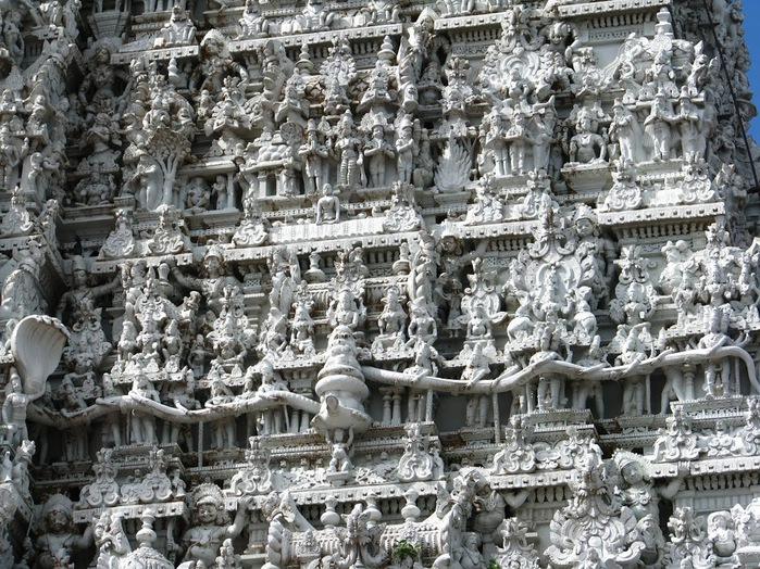 Сучиндрам (Suchindram temple) – храм всех Учителей. 43286