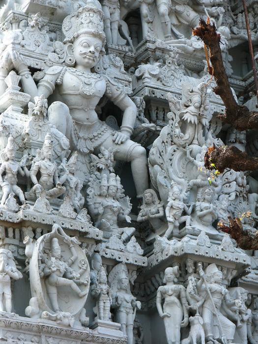 Сучиндрам (Suchindram temple) – храм всех Учителей. 98597