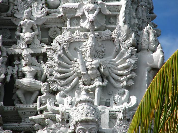 Сучиндрам (Suchindram temple) – храм всех Учителей. 17384