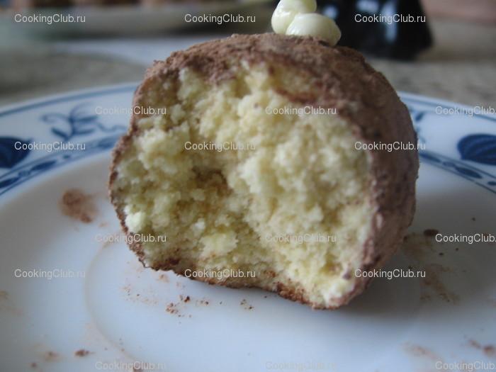рецепт пирожного картошка из ванильных сухарей рецепт