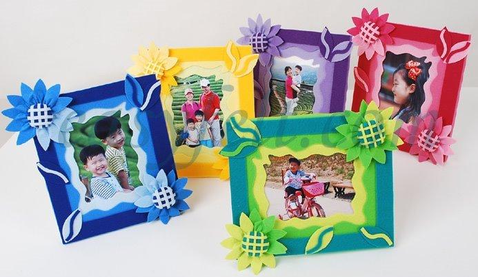 Рамки из фоамирана своими руками для детей 14
