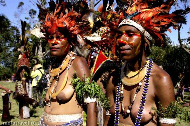 Дикий народ светит голыми телами (15 фото эротики ...