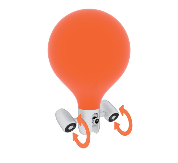летающая видеокамера Zipper концепт фото 1 (600x550, 35Kb)