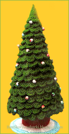 елка-вязанная-спицами (270x521, 65Kb)