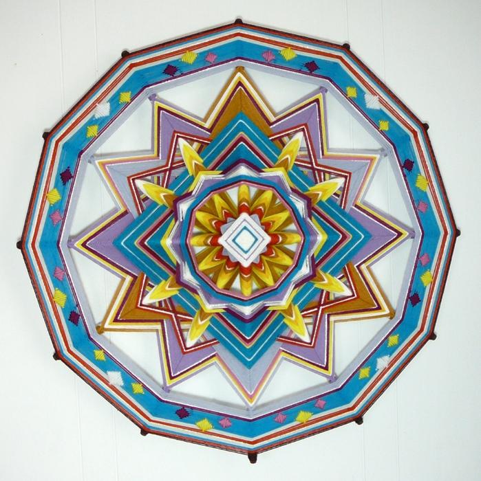 mandala (13) (699x700, 420Kb)