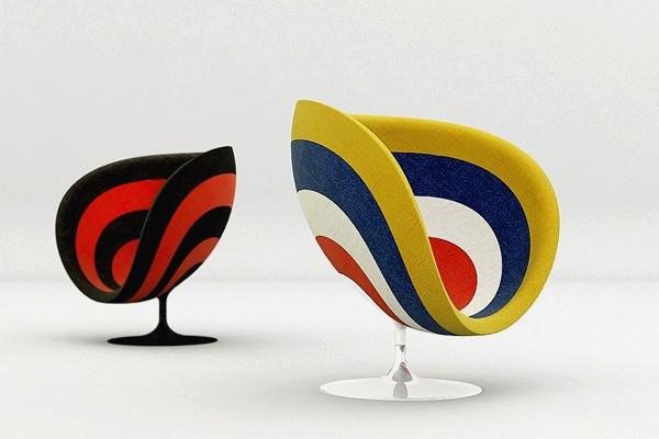 красивое дизайнерское кресло фото 1 (600x400, 54Kb)