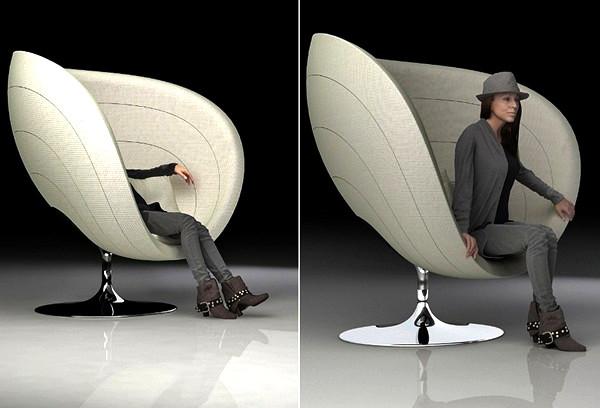 красивое дизайнерское кресло фото 3 (600x408, 48Kb)