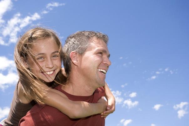отец и дочь (604x402, 52Kb)
