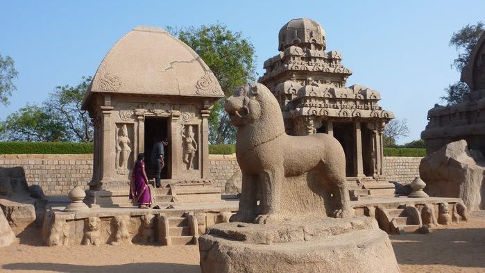 Исторический комплекс Махабалипурам 76885