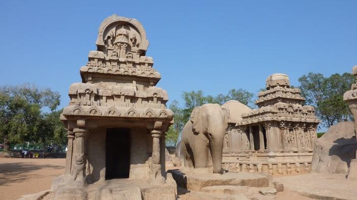 Исторический комплекс Махабалипурам 96854