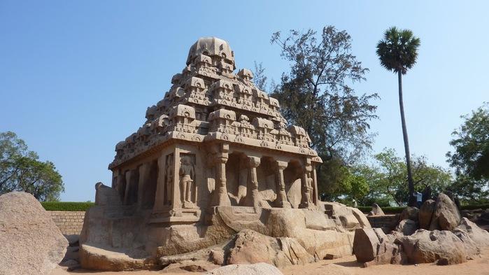 Исторический комплекс Махабалипурам 95196