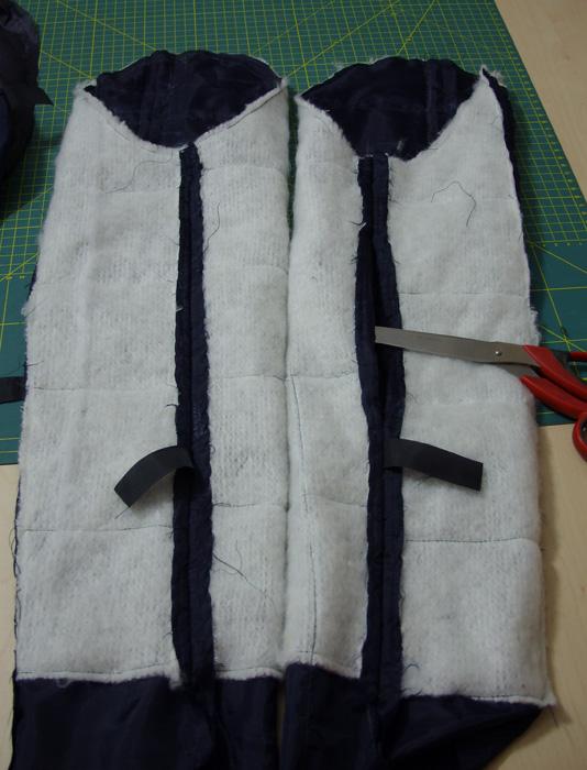 Как сшить утеплитель для куртки