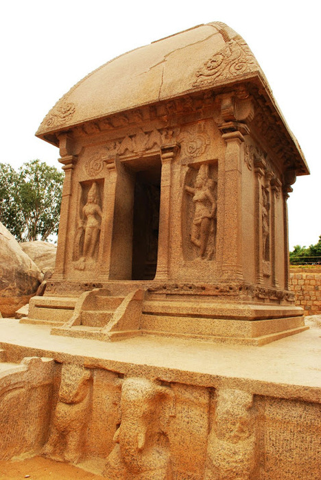 Исторический комплекс Махабалипурам 96361