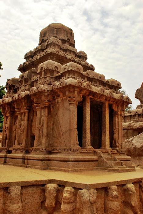 Исторический комплекс Махабалипурам 49902
