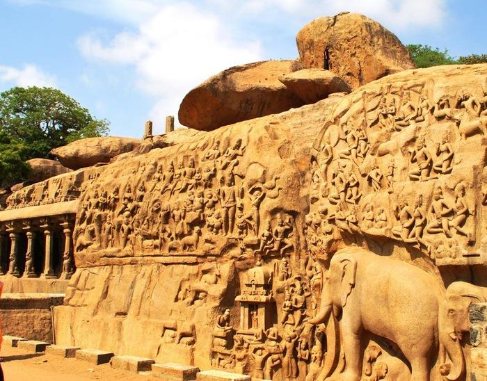 Исторический комплекс Махабалипурам 81816