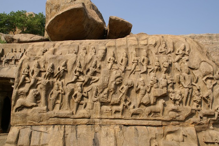 Исторический комплекс Махабалипурам 88016