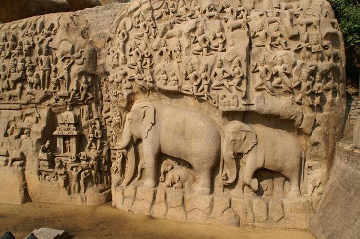 Исторический комплекс Махабалипурам 51863