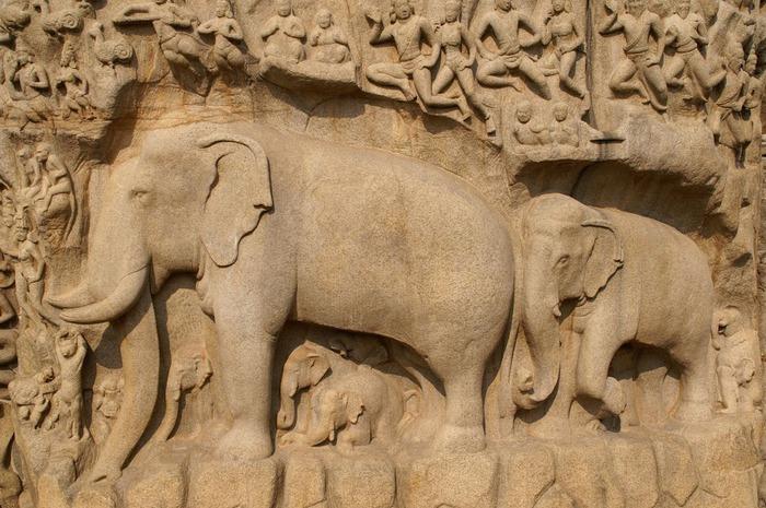 Исторический комплекс Махабалипурам 97279