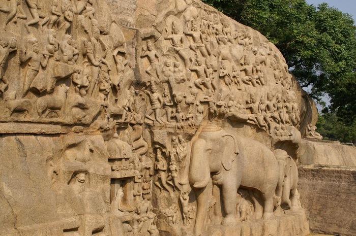 Исторический комплекс Махабалипурам 74300