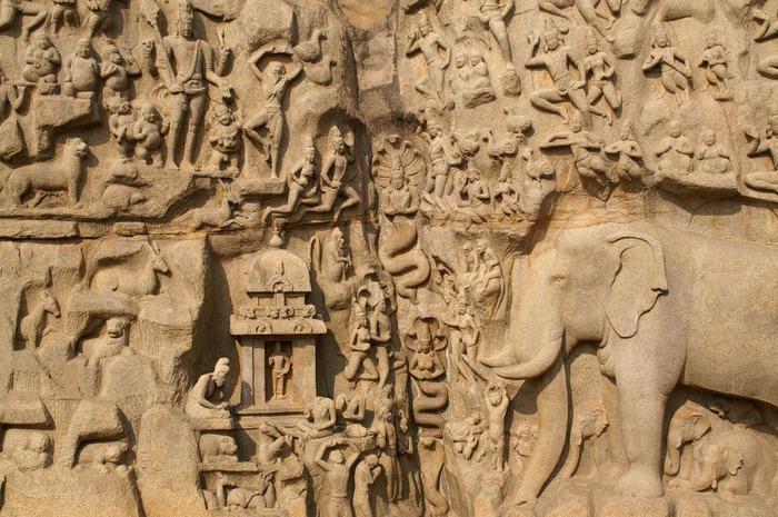 Исторический комплекс Махабалипурам 32080