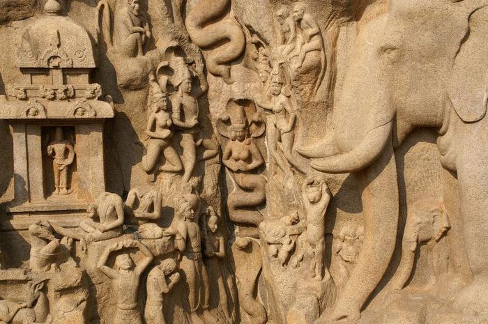 Исторический комплекс Махабалипурам 69340