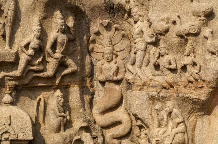 Исторический комплекс Махабалипурам 13213