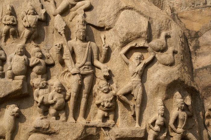 Исторический комплекс Махабалипурам 17263