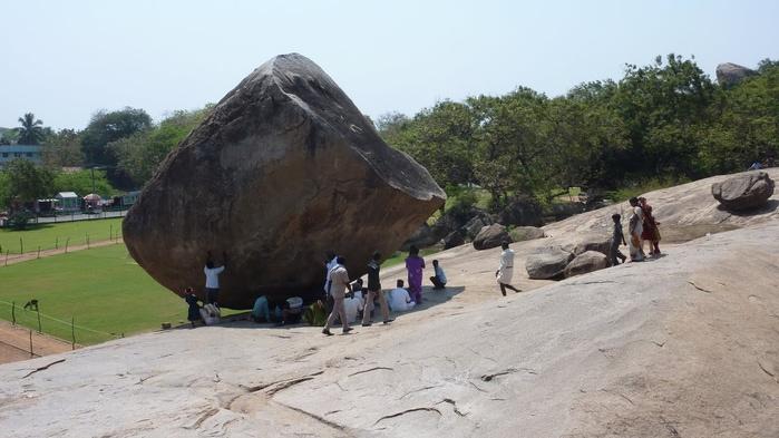 Исторический комплекс Махабалипурам 10429