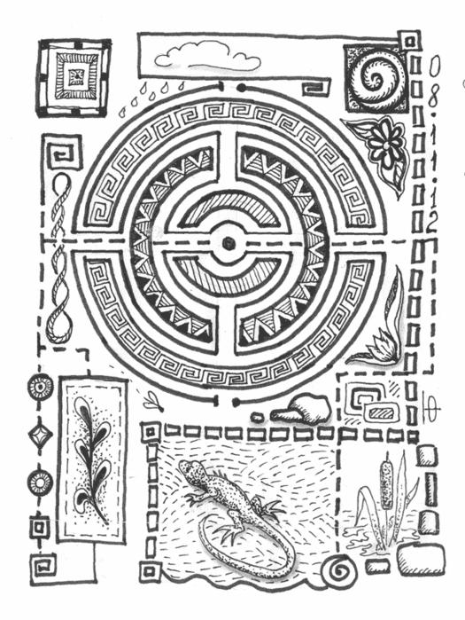 Магия круга, Третьякова О.А./1352404683_Kolom (525x700, 181Kb)