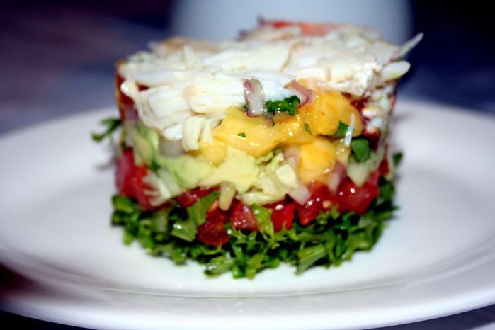 крабовый салат (700x466, 58Kb)