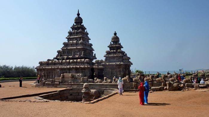 Исторический комплекс Махабалипурам 25516
