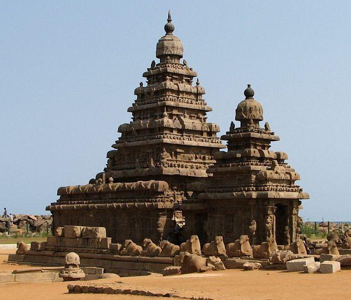 Исторический комплекс Махабалипурам 81110
