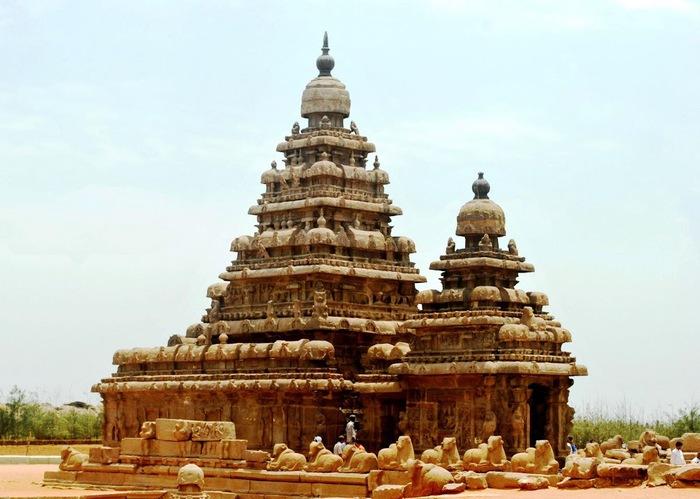 Исторический комплекс Махабалипурам 22588