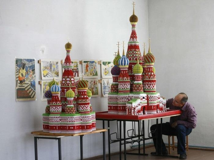 бумажная москва Сергей Тарасов фото 2 (700x524, 108Kb)
