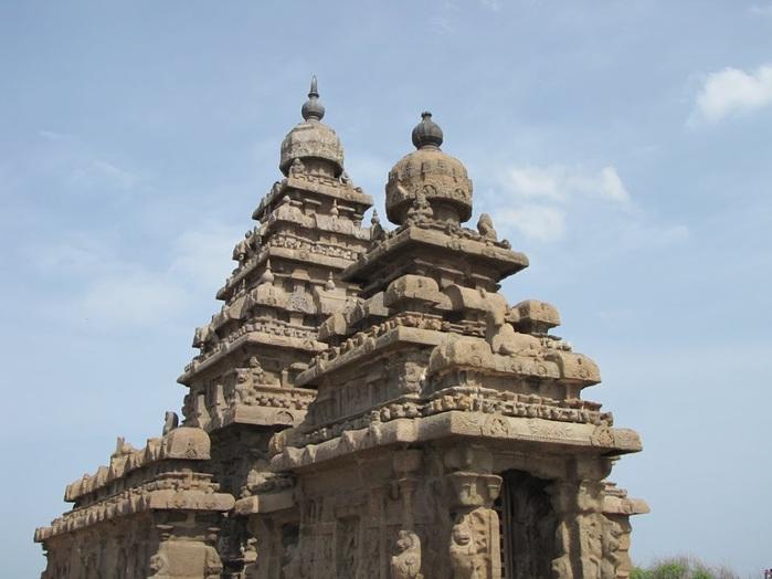 Исторический комплекс Махабалипурам 25983