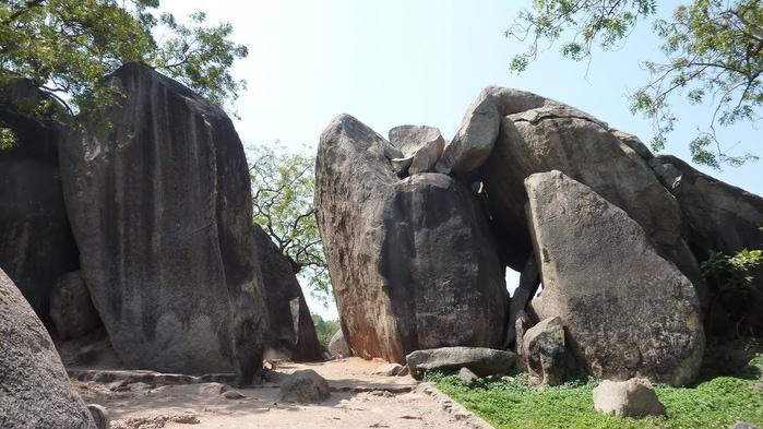 Исторический комплекс Махабалипурам 24559