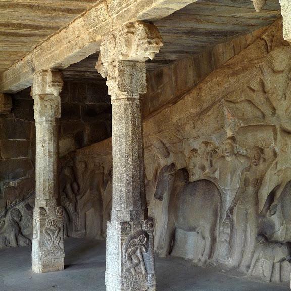 Исторический комплекс Махабалипурам 15840