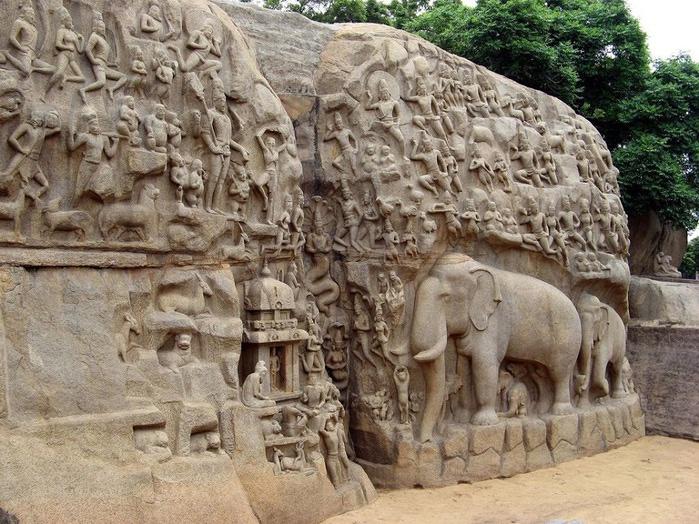 Исторический комплекс Махабалипурам 56823