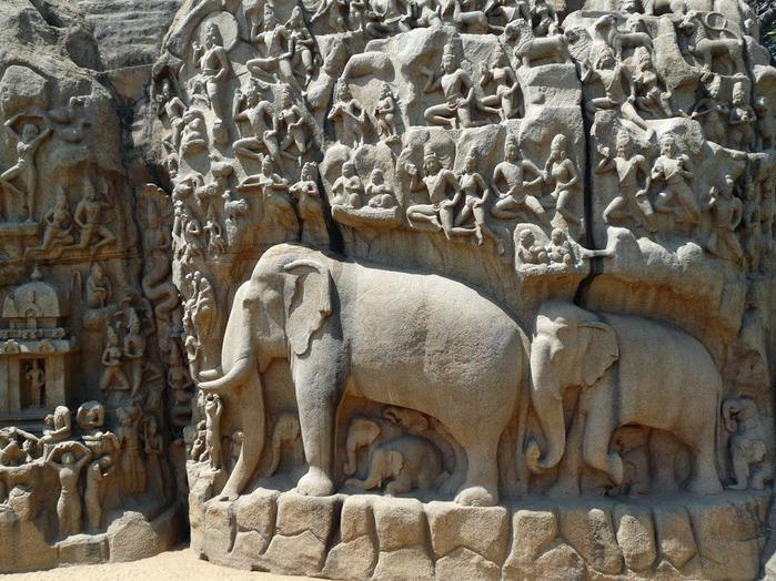 Исторический комплекс Махабалипурам 87941