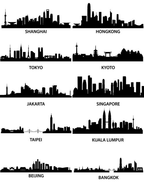 Крупнейшие города Азии (500x631, 74Kb)