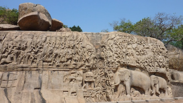 Исторический комплекс Махабалипурам 91413