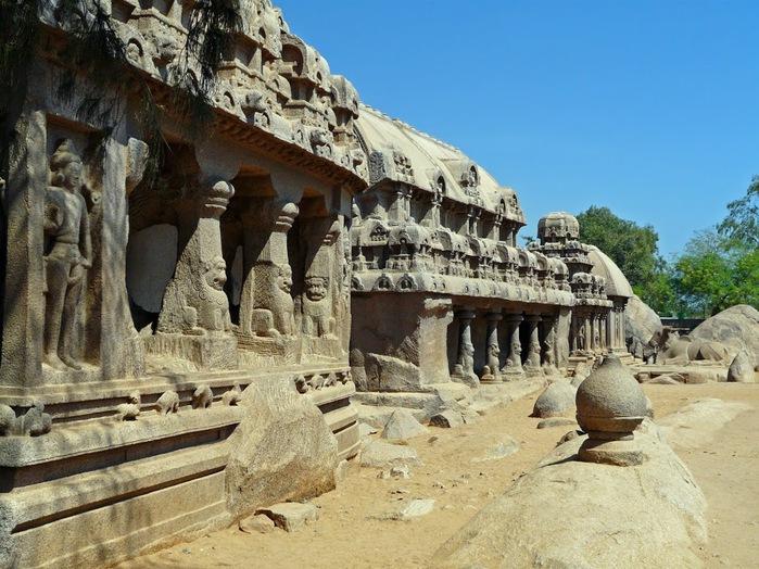 Исторический комплекс Махабалипурам 88181