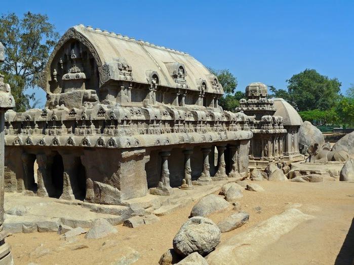 Исторический комплекс Махабалипурам 42577