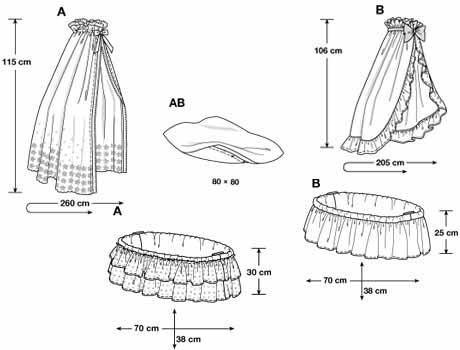 Схема сборки кронштейна для