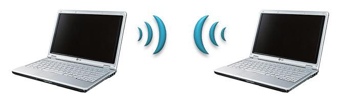 Как ноутбук с wi-fi сделать точкой