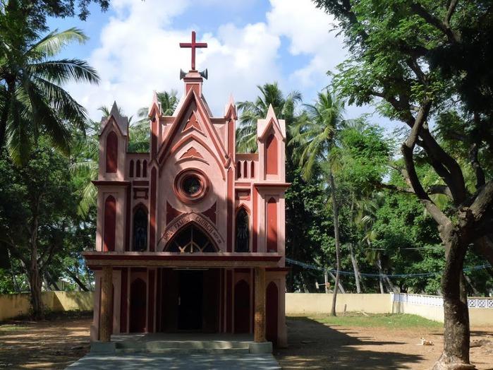Исторический комплекс Махабалипурам 52699