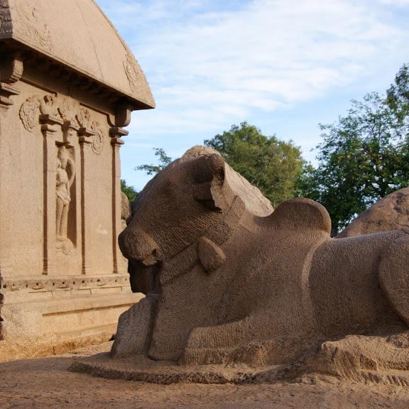 Исторический комплекс Махабалипурам 16322