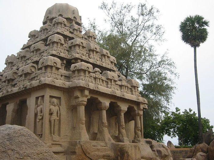 Исторический комплекс Махабалипурам 33909