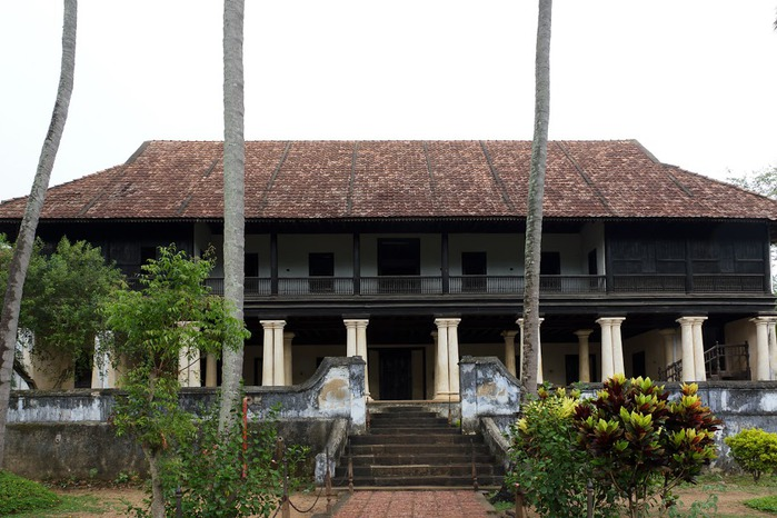 Дворец Падманабхапурам (Padmanabhapuram Palace) 81956